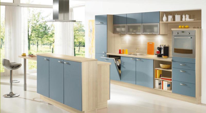 Pino küche weiß hochglanz  Küchenstudio Wallau - Pino Küchen