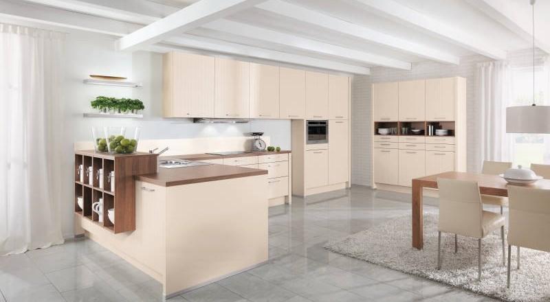 Wellmann küchen magnolie  Einbauküchen