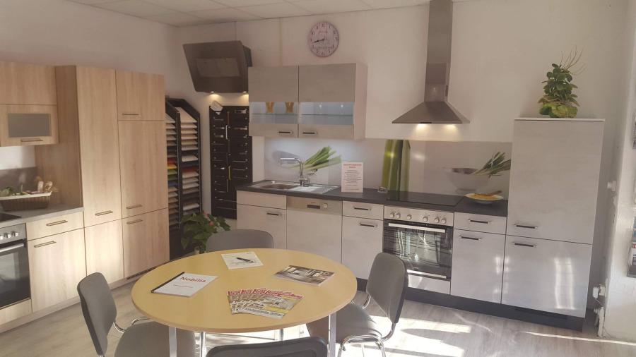 Küchenausstellung von Küchenstudio Wallau